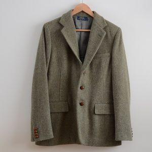 Polo Ralph Lauren women's wool blazer, size 12